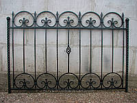 Забор кованый арт.35, фото 1