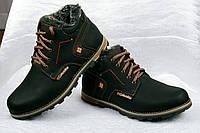 Зимние ботинки Columbia кожаные