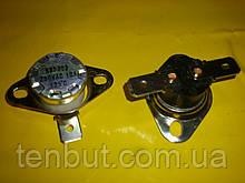 Реостат авто включення-виключення KSD 301 / 125℃ / 250 ст. / 10 / 17 мм. діаметр . Нормально замкнутий .