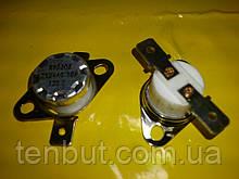 Реостат авто включення-виключення KSD 301 / 135℃ / 250 ст. / 10 / 17 мм. діаметр . Нормально замкнутий .
