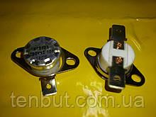 Реостат авто включення-виключення KSD 301 / 140℃ / 250 ст. / 10 / 17 мм. діаметр . Нормально замкнутий .
