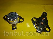 Реостат авто включення-виключення KSD 301 / 145℃ / 250 ст. / 10 / 17 мм. діаметр . Нормально замкнутий .
