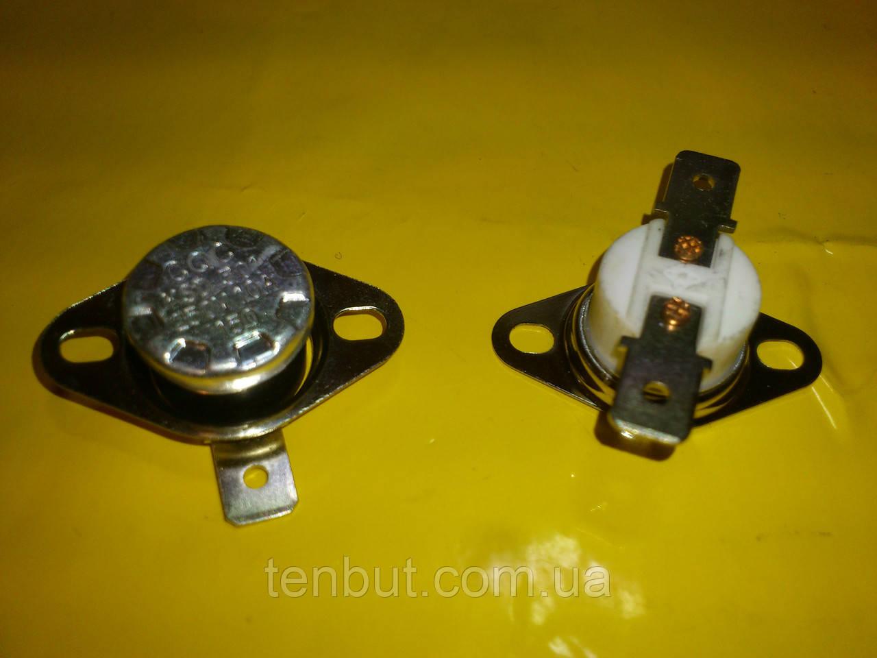 Реостат авто включения-выключения KSD 301 / 150℃ / 250 в. / 10 А / 17 мм. диаметр . Нормально замкнут .