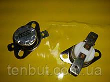 Реостат авто включення-виключення KSD 301 / 160℃ / 250 ст. / 10 / 17 мм. діаметр . Нормально замкнутий .