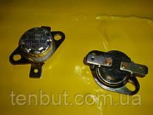 Реостат авто включення-виключення KSD 301 / 165℃ / 250 ст. / 10 / 17 мм. діаметр . Нормально замкнутий .