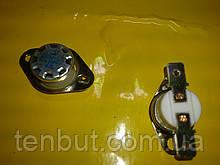 Реостат авто включення-виключення KSD 301 / 180℃ / 250 ст. / 10 / 17 мм. діаметр . Нормально замкнутий .