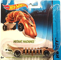 Машинка Мутант Hot Wheels BBY78 Rattle Roller