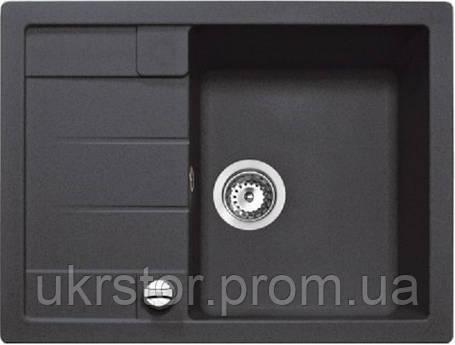 Кухонная мойка TEKA ASTRAL 45 B-TG черный металлик, фото 2