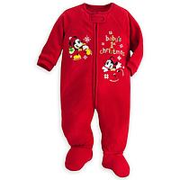 """Флисовый человечек для вашей принцессы """"Mickey and Minnie Mouse"""""""
