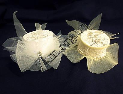 Шляпка - котелок для бальных платьев на заколках Украина оптом