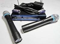Микрофон SENNHEISER EW-100 G2 база 2 радиомикрофона