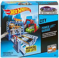 Игровой набор Гараж с подъемником Hot Wheels, фото 1