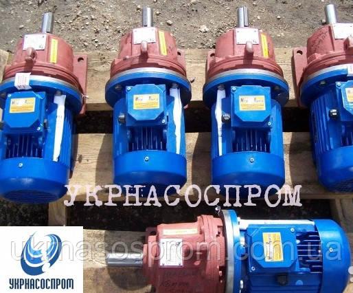 Мотор-редуктор 3МП 125-3,55-2,2