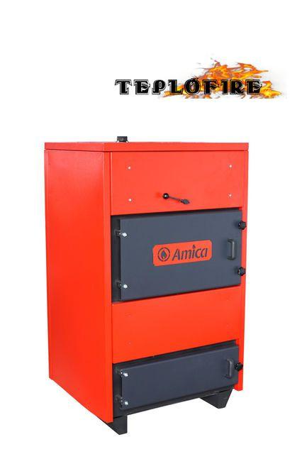 Твердотопливый пиролизный котел Amica PYRO 50 кВт