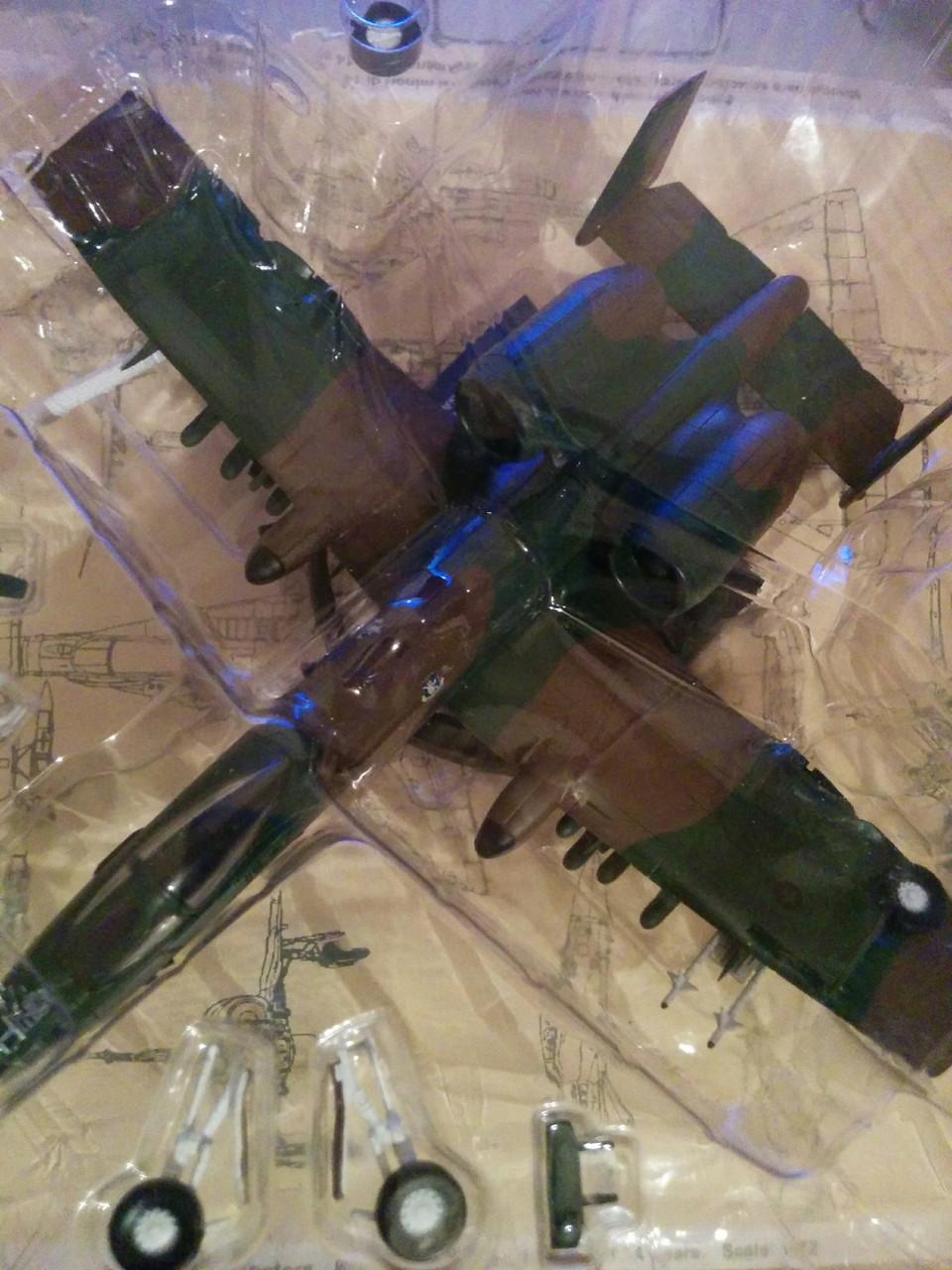 Самолет Fairchild A-10 Thunderbolt II