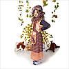 Дитячий карнавальний костюм Баби Яги
