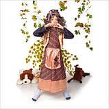 Детский карнавальный костюм Бабы Яги, фото 2