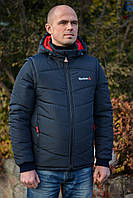 """Reebok"" Топ Продаж!Зимняя,разборная куртка по доступной для Вас цене!"