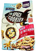 Сухой завтрак Crownfield Space Cookies 250г.