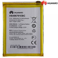 Батарея (акб, аккумулятор) HB496791EBC для Huawei Mate 2 4G (3900 mAh), оригинальный