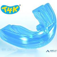 Трейнер преортодонтический T4K, мягкий, голубой, детский (Trainer T4K), 1шт.