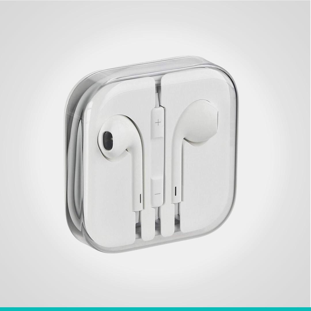 Наушники EarPods with Mic
