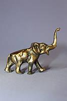 """Статуэтка """"Слон"""" из бронзы средний"""