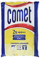 Универсальный чистящий порошок Comet лимон, 400г