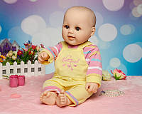 Кукла Кристиан, реборн, 48 см, полностью из винила, в подарочной упаковке