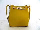 Женская сумка  через плече Эко-кожа. Розовый, фото 7
