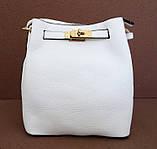 Женская сумка  через плече Эко-кожа. Розовый, фото 9
