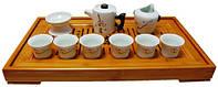 Набор для чайной церемонии, чайник, чахай, пиалы