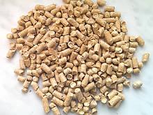 Пеллета (гранула) з сосни Din+, фасовка биг-бег 1000 кг, 6 мм.