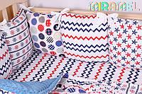 Комплект белье для новорожденных в кроватку