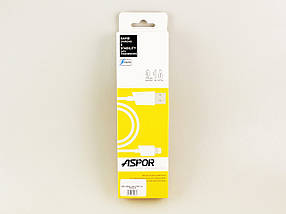USB кабель Aspor A102 for iPhone 5, фото 3