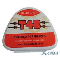 Трейнер ортодонтический T4B (Trainer T4B), для брекетов, 1шт., фото 1