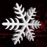 Снежинки из пенопласта SF-12/17 см