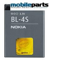 АКБ батарея АА PREMIUM NOKIA BL-4S  860mAh