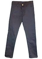 Теплые брюки для девочки подростка на флисе