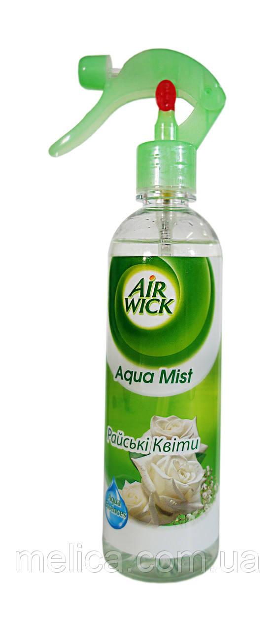 Ароматизатор воздуха Air Wick Aqua Mist Райские цветы (спрей) - 345 мл.