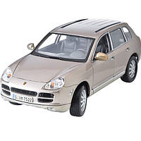 MAISTOАвтомодель (1:18) Porsche Cayenne серый металлик, фото 1