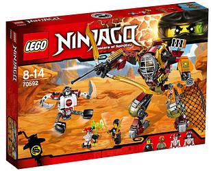 Lego Ninjago Робот Ронина 70592