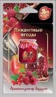 """Ароматизаторы воздуха серии """"JAM perfume"""" мембраный Пикантные ягоды"""