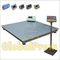 Весы платформенные ВПД-Л0808 – 800х800 мм