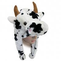 Шапка маска Корова