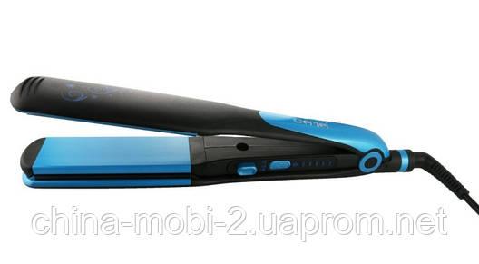 Утюжок для волос Gemei GM-1961, 2в1 - выпрямитель + гофре, фото 2
