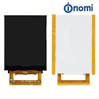Дисплей (LCD) для Bravis Base, оригинал (#CM-177B64-16)