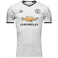 Футбольная форма Манчестер Юнайтед (Manchester United) 2016-2017 Выездная (Белая)