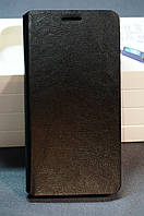 Чехол книжка для Lenovo A398 A398T БЕСПЛАТНАЯ ДОСТАВКА цвет черный