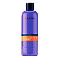 "Шампунь для выравнивания волос ""Indola"" Keratin Straight Shampoo (300ml)"